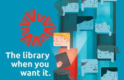 Saskatoon Public Library – 2014 Campaign